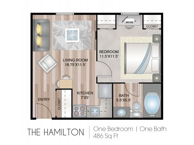 Hamilton Premium