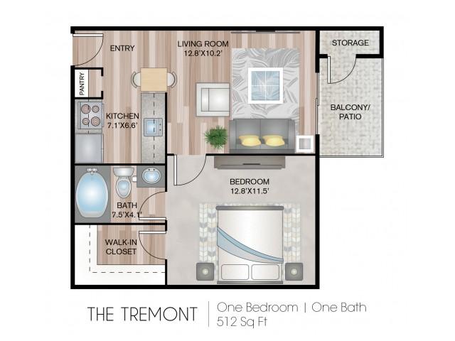 Tremont Plus