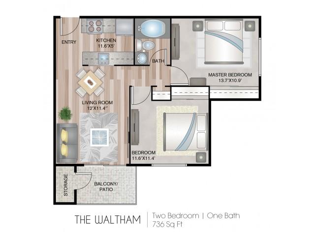 Waltham Premium