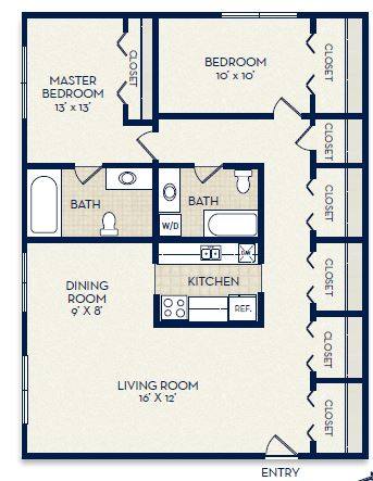 floor plan plaza west roosevelt