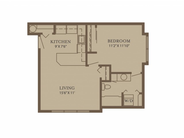 1/1 - Bronze - Second Floor Only