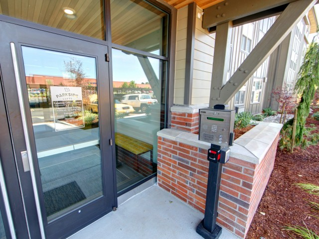 Image of 24-hour Controlled Access for Parkside Lofts
