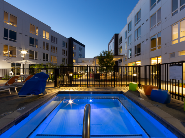apartments, hot tub/spa, pool