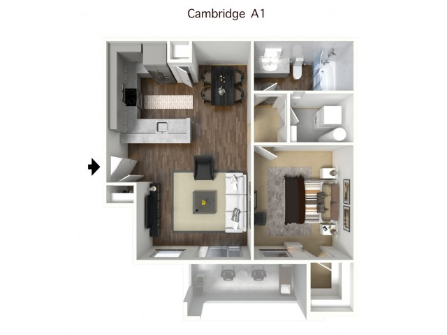 Cambridge 3d