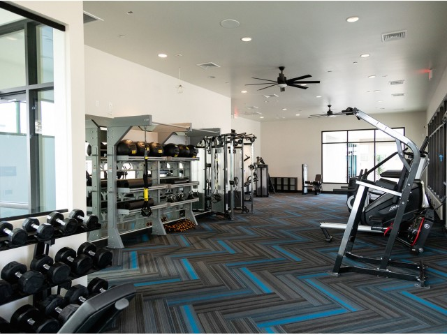 Image of Fitness Center for Acero Estrella Commons