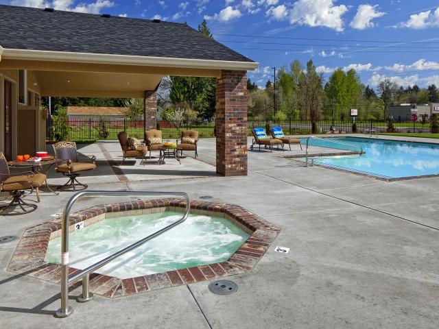 Image of Hot Tub/Spa for North Glen Villas