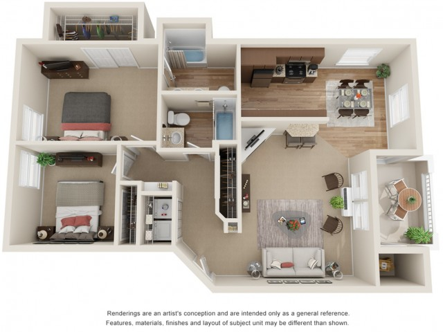 gold c floor plan