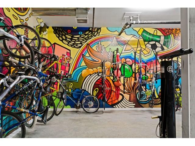 Bike friendly portland apartments