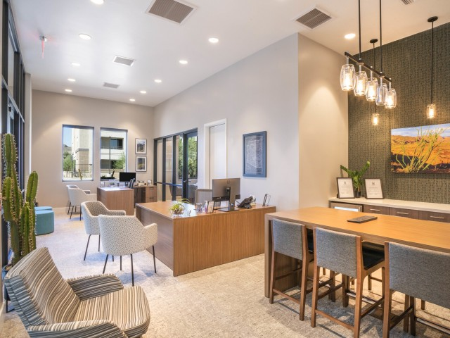 luxury apartment phoenix az