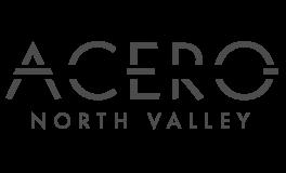 Acero north valley logo