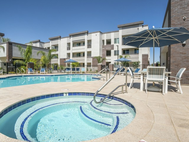 luxury apartment gilbert az