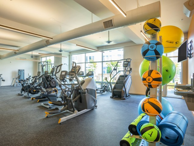 apartments in Vancouver WA, fitness center