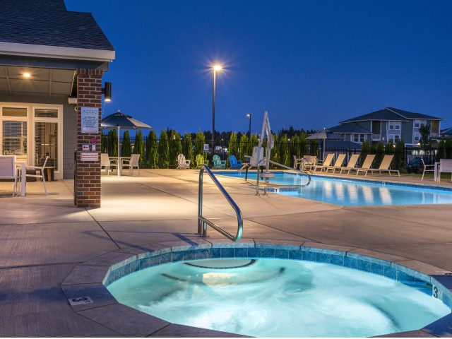 Ridgefield apartments with pool