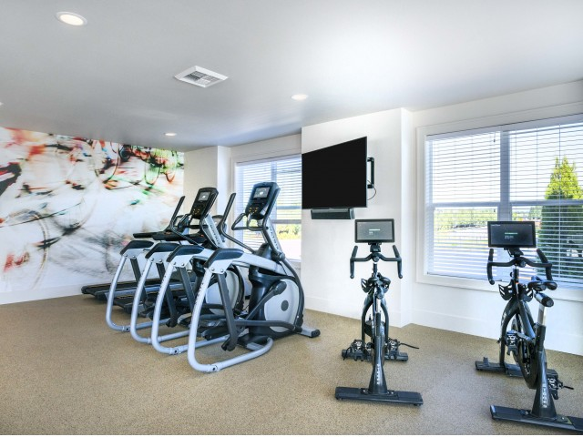Ridgefield apartments with gym