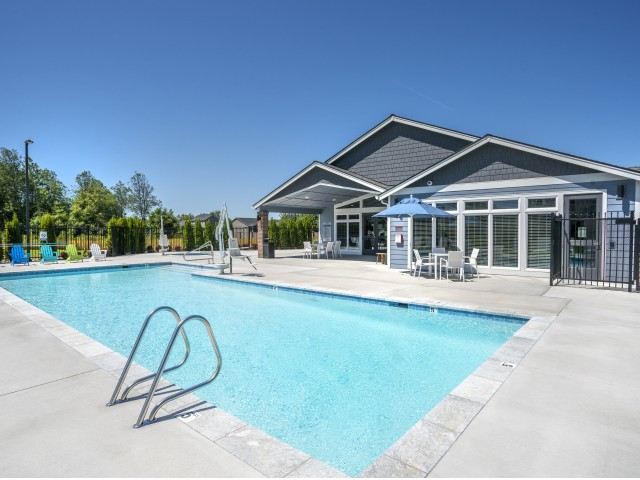 Ridgefield apartments with swimming pool