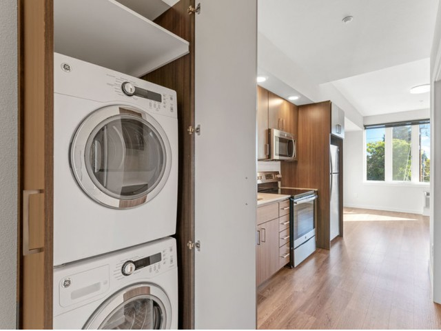 portland apartments with in-unit laundry