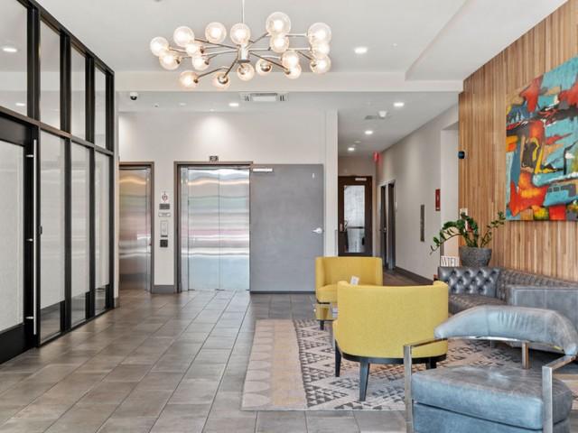 portland apartments with elevators
