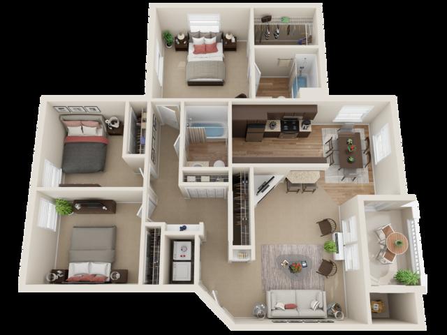 platinum plus floor plan