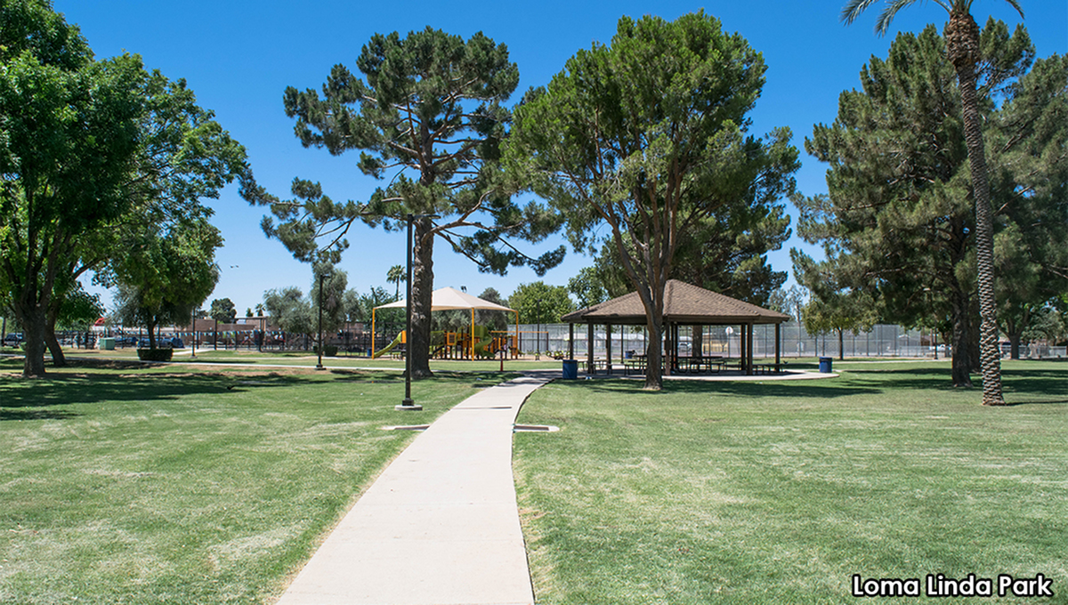 Local Goodyear Parks for National Eat Outside Day-image