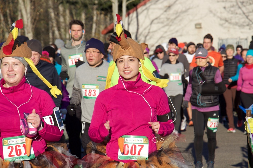 Thanksgiving Turkey Trots in Vancouver WA-image