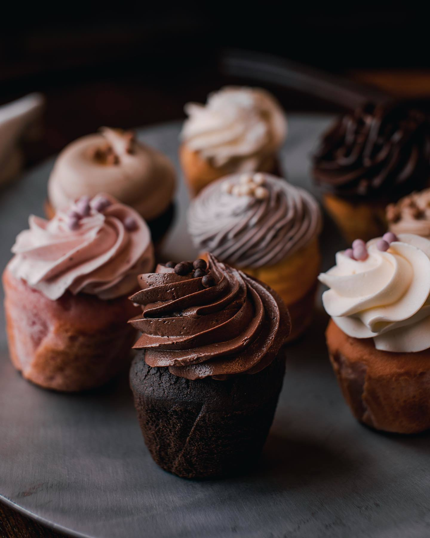 Bakery Suggestions for National Vanilla Cupcake Day-image