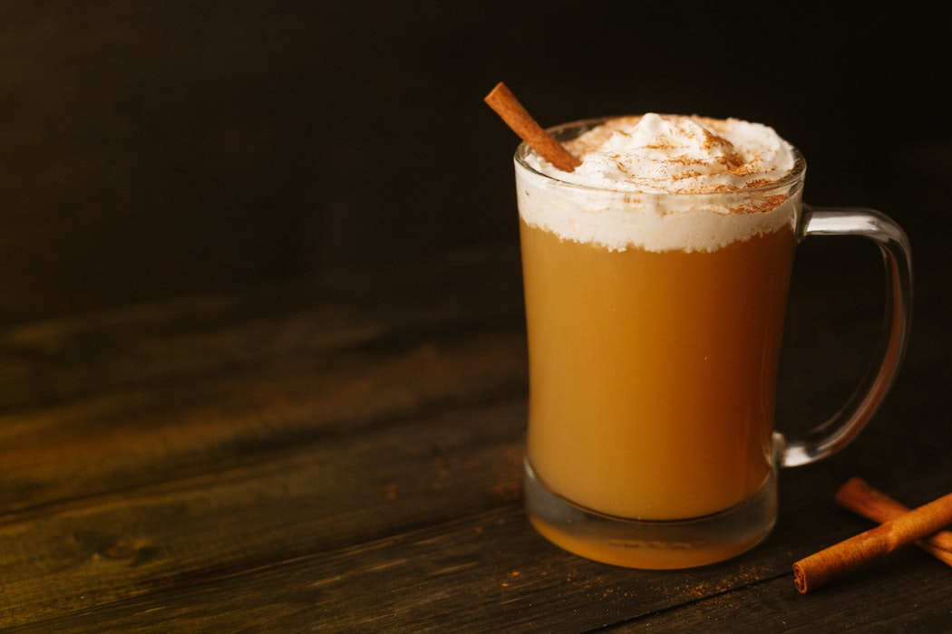Hot Drink Recipes for the Start of Fall-image