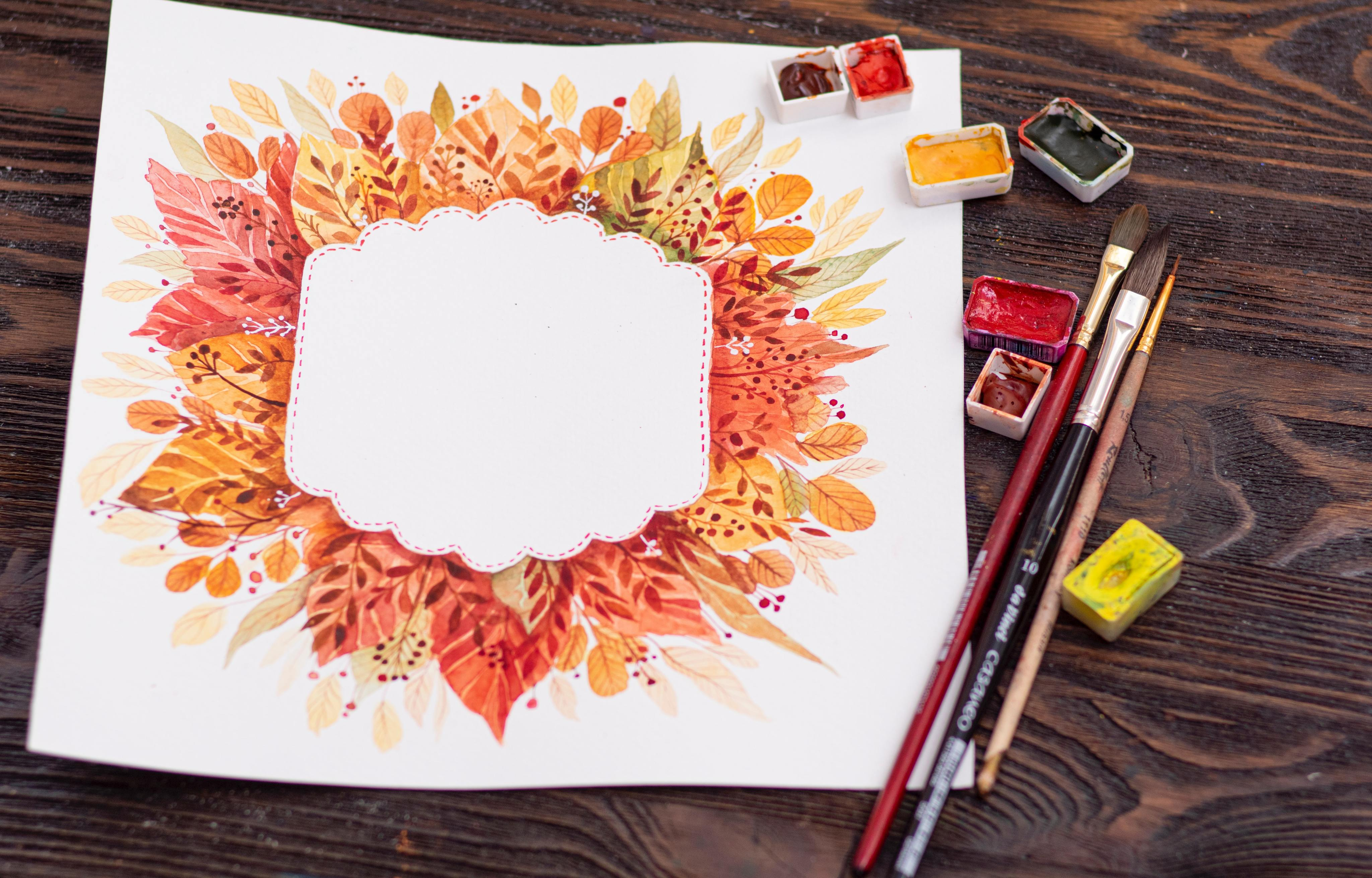 Easy Crafts for Indoor Autumn Home Decorations-image