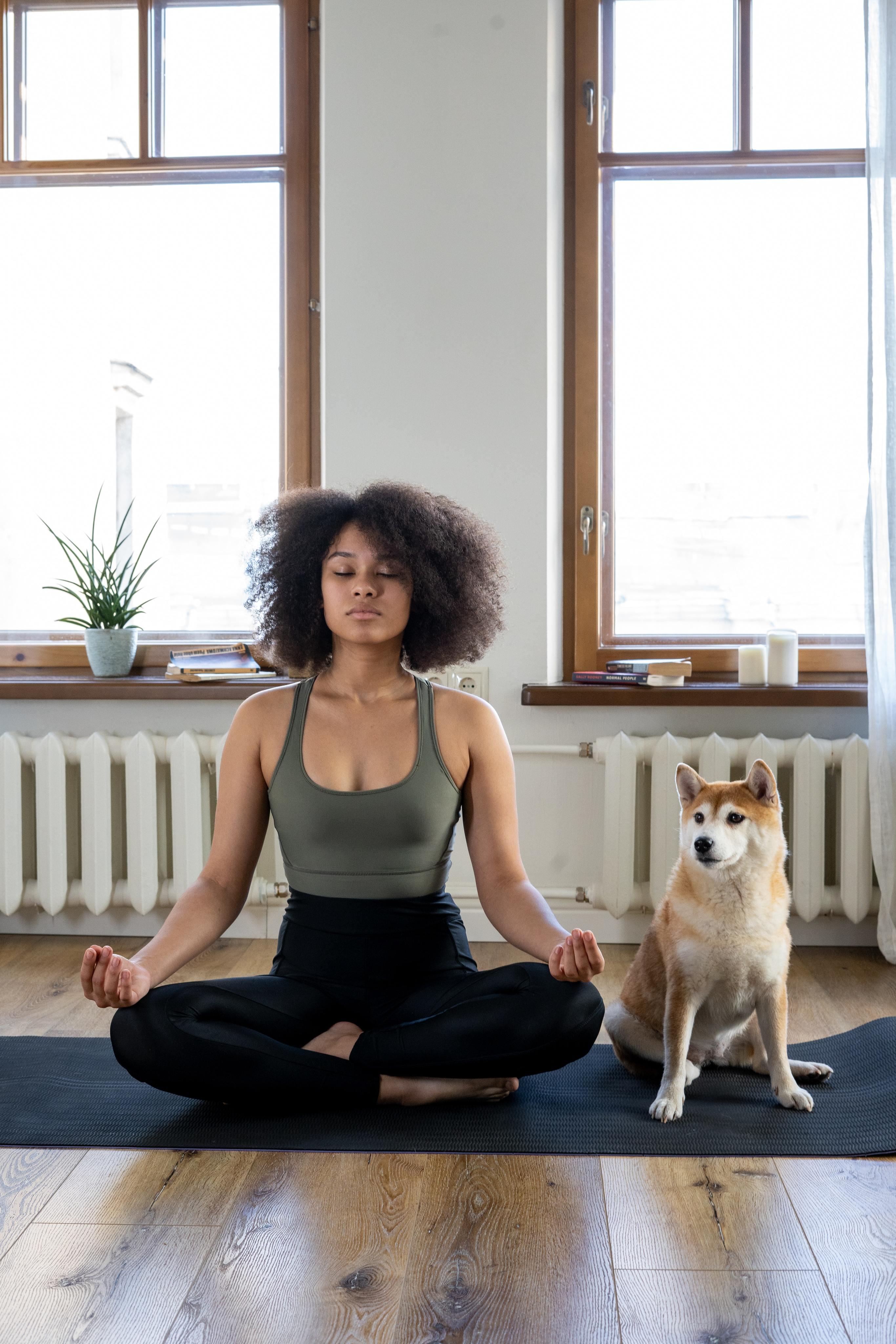 Meditation Tips for Stress Reduction-image