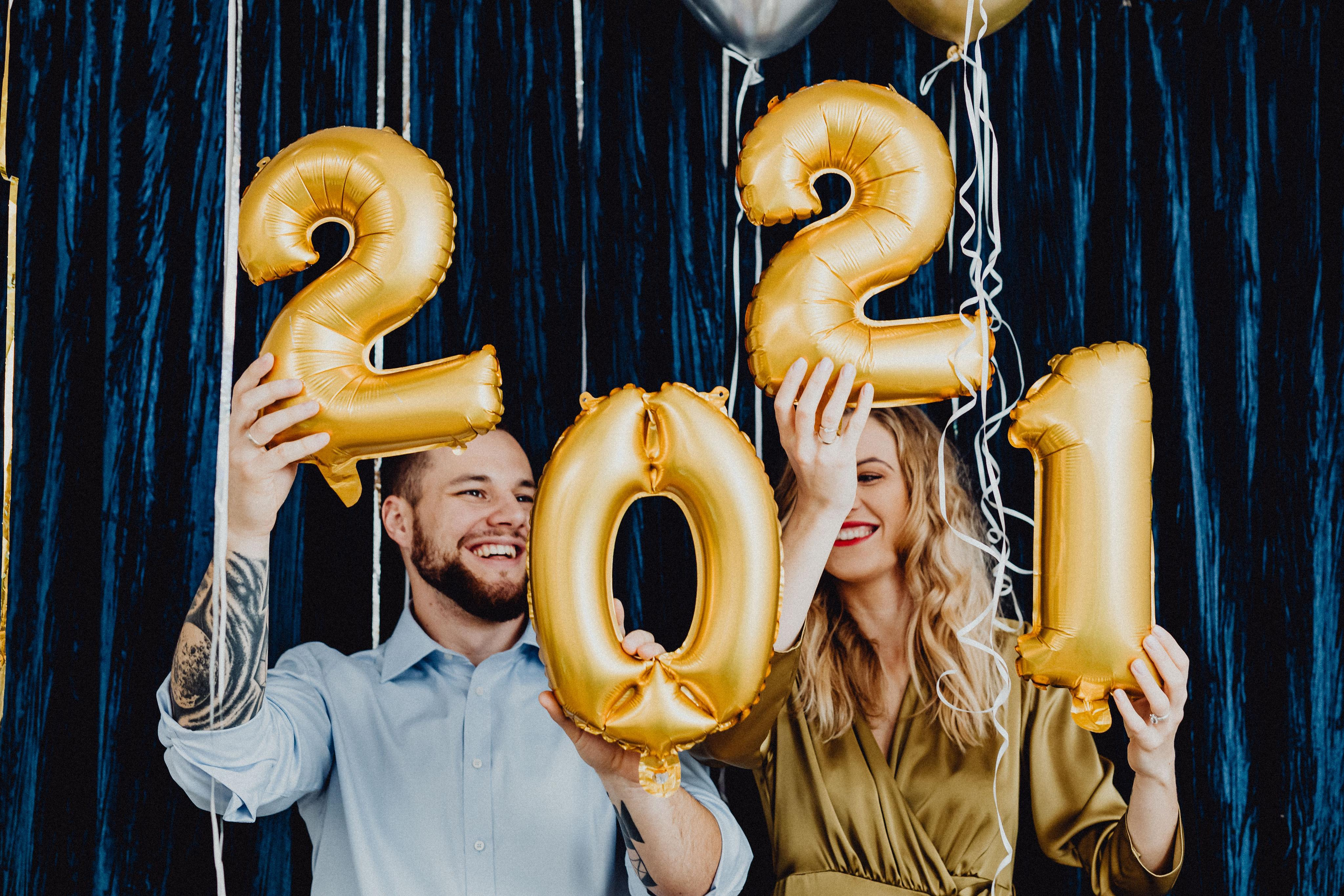 Hello 2021 | Celebrating the New Year in Vancouver, WA-image