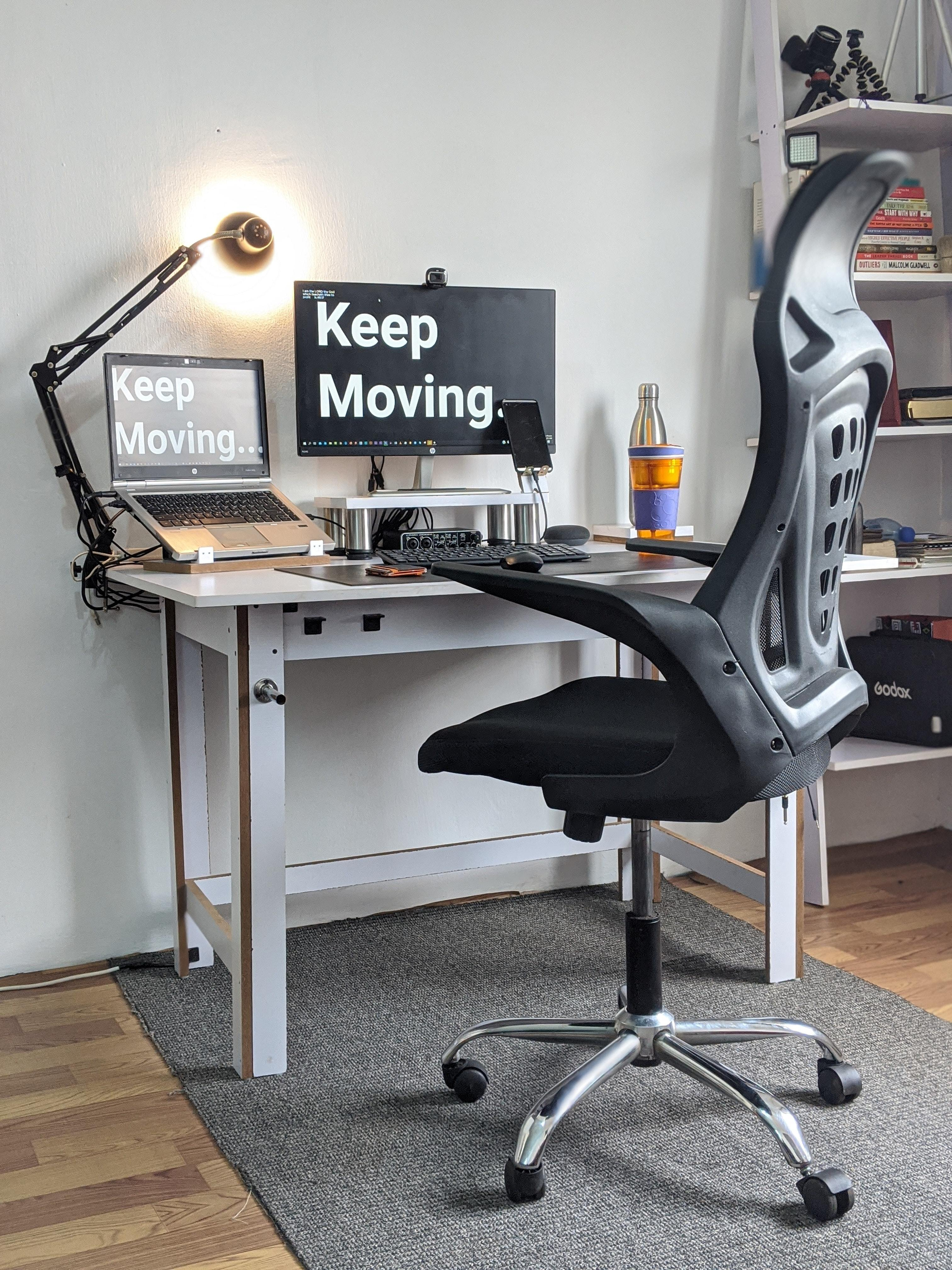 Tips for Working From Home Ergonomically-image