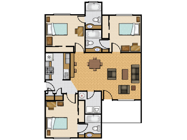 Jacksonville Student Apartments
