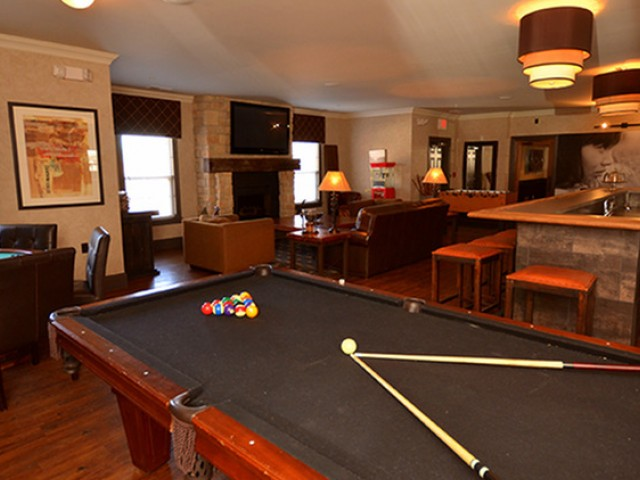 Image of Recreation Center with Billiards & Foosball for The Province