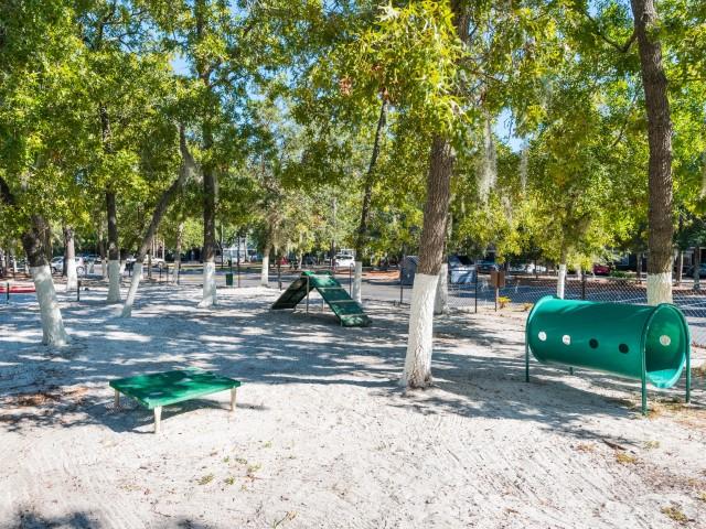 Kernan Oaks Bark Park