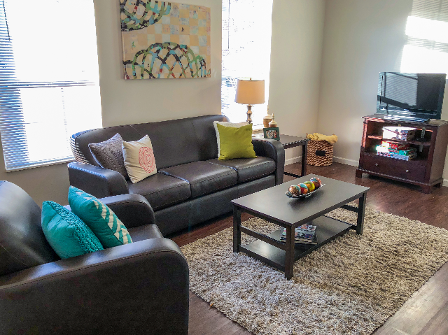 fully furnished apartment in Fairborn, OH at The Province