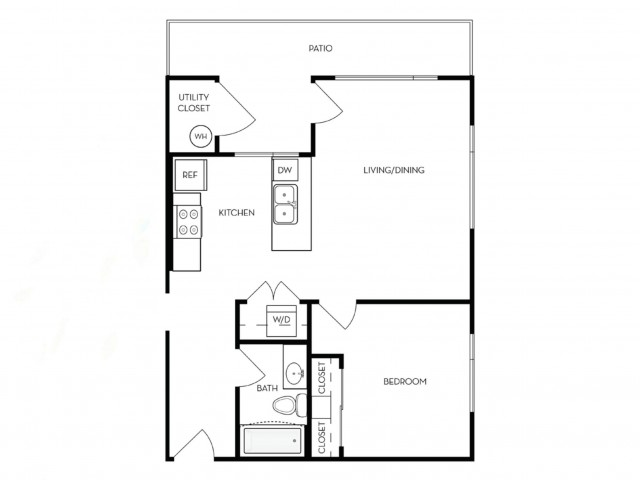 Ensign Floorplan