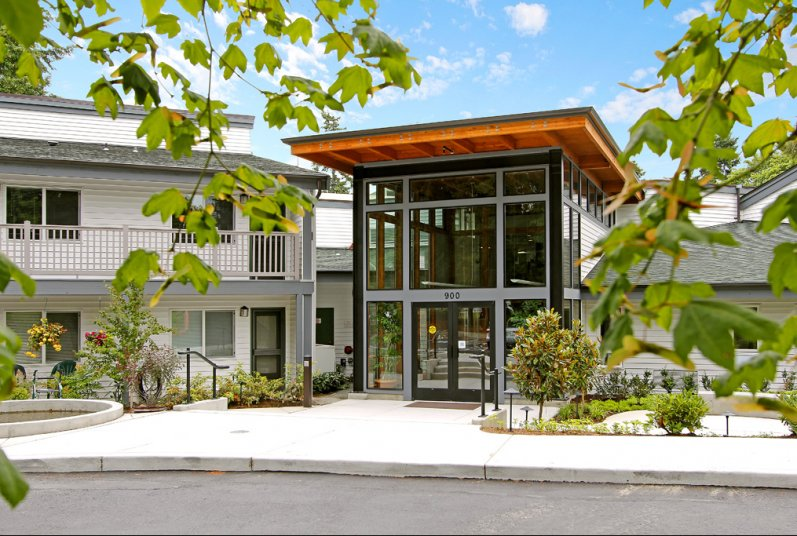 Evergreen Court Apartments Bellevue