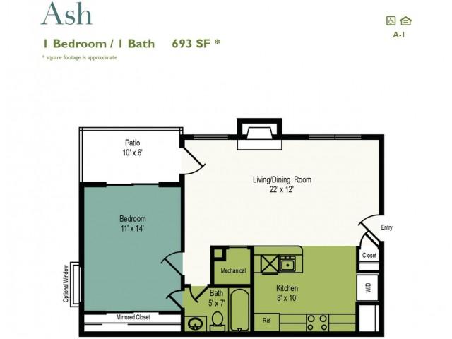 Ash Floor Plan
