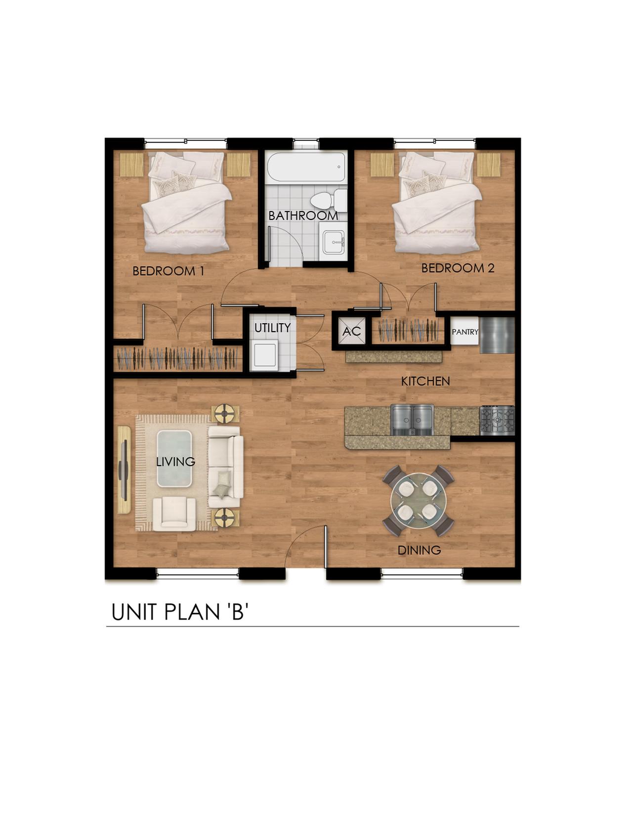 Terrazzo Apartments