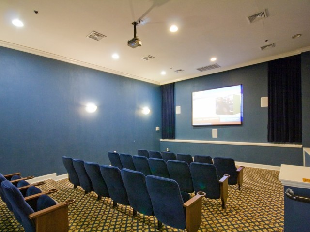 Image of Theater Room for Village at Merritt Park