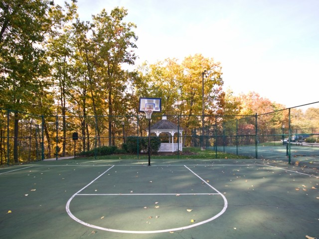 Image of Basketball Court for Village at Merritt Park