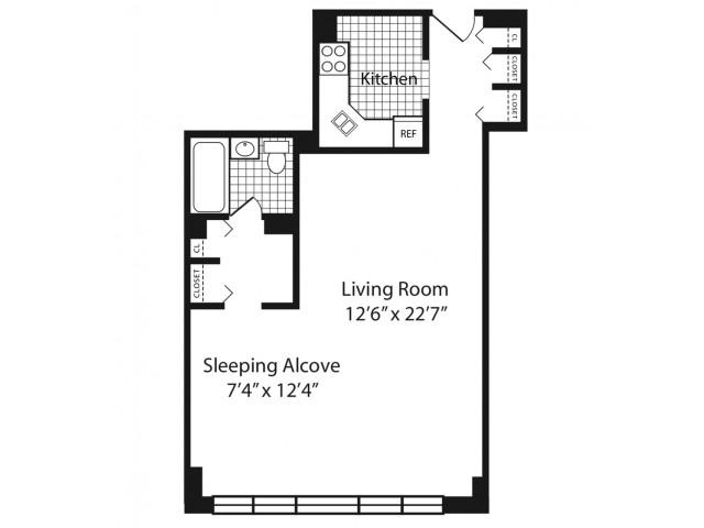 I Line Floors 2-10