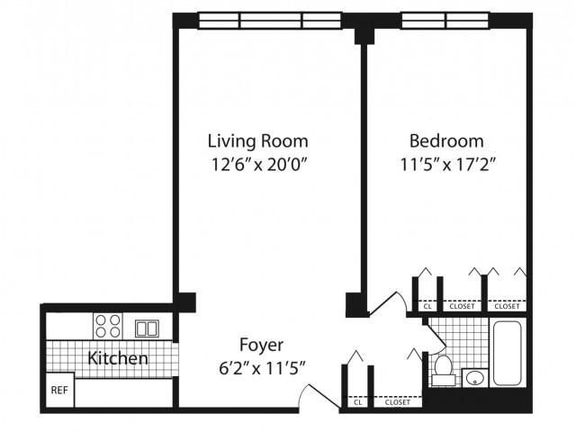 B Line Floors 2-10