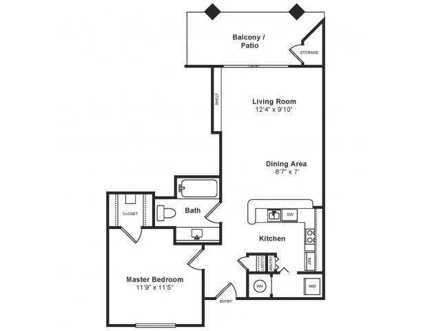 Darlington Floor Plan