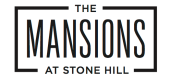 The Mansions at Stone Hill Logo | Apartments In Pflugerville | The Mansions at Stone Hill