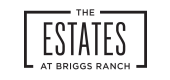 The Estates at Briggs Ranch Logo | Studio Apartments San Antonio | The Estates at Briggs Ranch