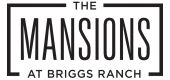 The Mansions at Briggs Ranch Logo | 2 Bedroom Apartments In San Antonio | The Mansions at Briggs Ranch