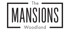 The Mansions Woodland Logo | Conroe Apartments | The Mansions Woodland