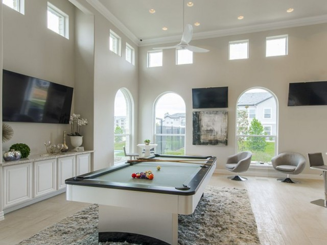 Image of Game Room & Billiards for The Mansions Woodland