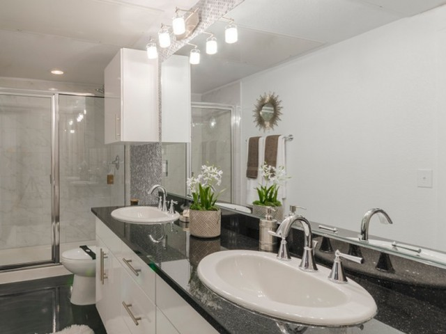 Image of His & Hers Sinks* for The Towers Seabrook