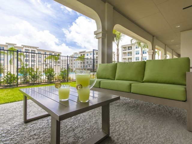Image of Community Outdoor Wi-Fi Lounge for The Towers Seabrook